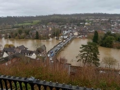 Bridgnorth urged to stay vigilant as flooding expected to continue