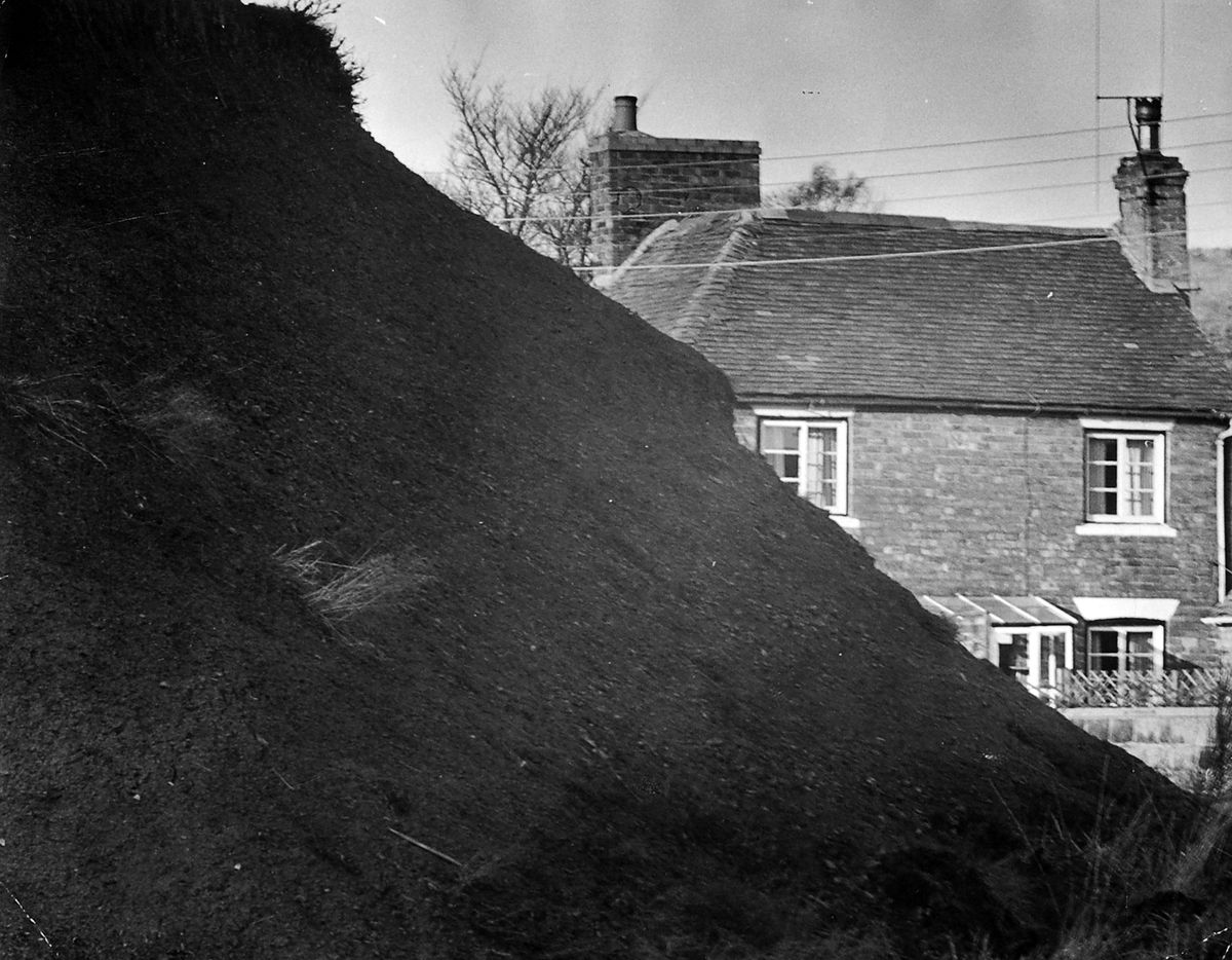 The pit mounds of the Dawley area meant planners saw the new town idea as a way to reclaim derelict land