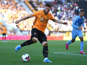 Matt Doherty in action against Burnley (© AMA / Sam Bagnall)