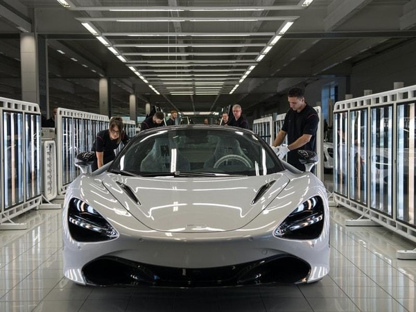 McLaren to cut 1,200 jobs due to pandemic and new Formula One budget cap