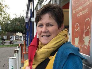 Labour candidate Elisabeth Roberts