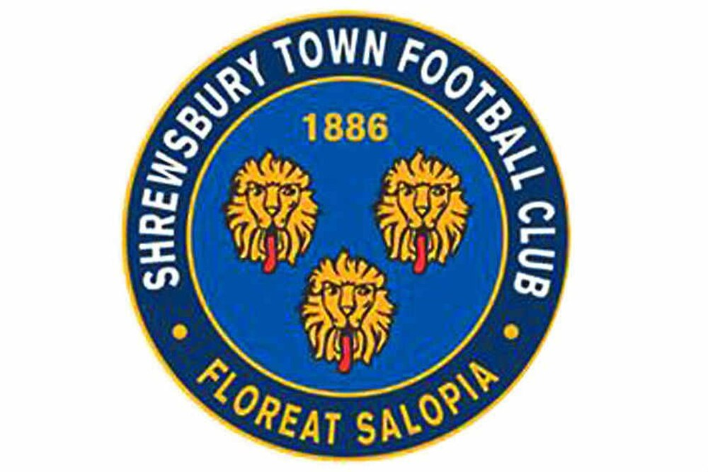 Fans Get First Look At Shrewsbury Town S Loggerheads Badge