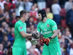 Emery facing 'big decision' between Leno and Cech for Palace clash