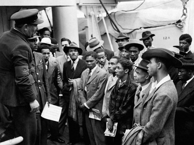 Archived passenger lists could help Windrush Generation prove entry into UK