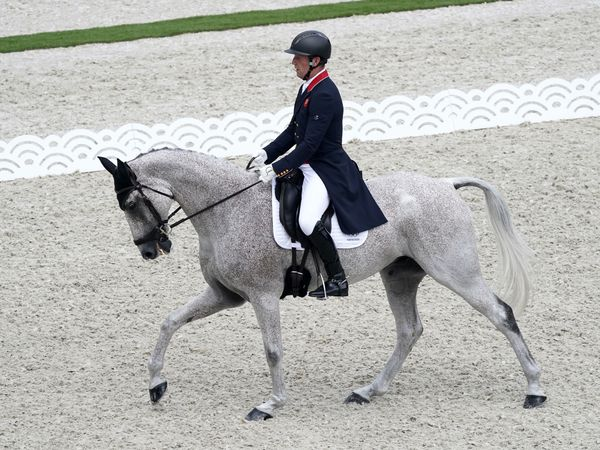 Britain's Oliver Townend, riding Ballaghmor Class