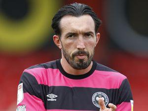 Ryan Bowman of Shrewsbury Town.