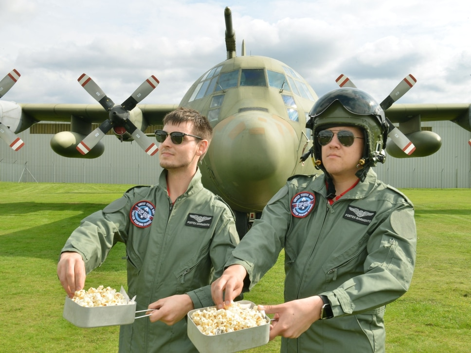 Top Gun screening at RAF Cosford sold out