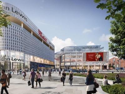 Westfield London opens £600 million extension