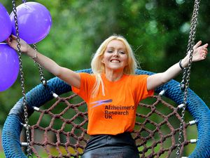 India Charlton, from Malpas, will be doing a skydive in Whitchurch to raise money for Alzheimers Research UK