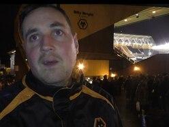 Wolves 4 Leeds 1: Jubilant fans celebrate excellent win
