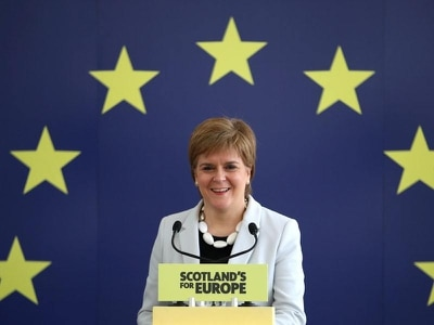 SNP Euro election result is endorsement of record in government, says Sturgeon