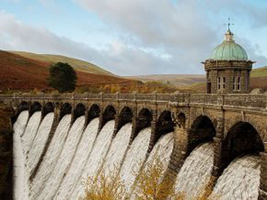 The Elan Valley is now back open to visitors but is urging people to plan ahead.