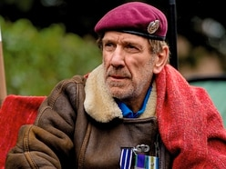 Veterans in Newport protest deny abuse claims