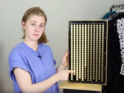 YouTuber Simone Giertz launches Kickstarter for self-improvement calendar