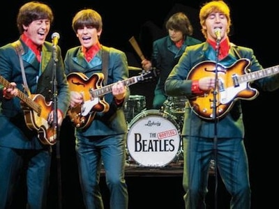 Grab a ticket to ride for Bootleg Beatles when they play Symphony Hall Birmingham