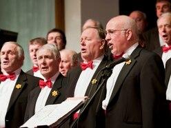 Froncysyllte Male Voice Choir, Market Drayton Festival Centre - review