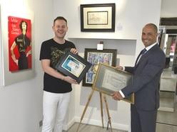 Rare Lowry drawing takes centre stage at newShrewsbury gallery