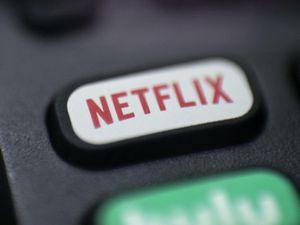 A Netflix logo