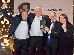 Deadline for Shropshire Chamber Business Awards entries extended
