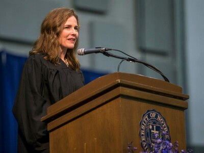 Trump 'to nominate Amy Coney Barrett' for Supreme Court