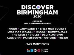 Discover Birmingham 2020 launches