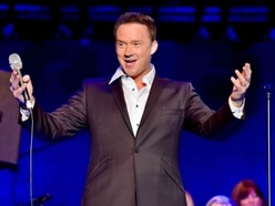 Russell Watson wows the crowds at the Big Top for Telford's 50th anniversary - in pictures