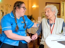 What it's like to be a carer at Newcross Care Home, Wolverhampton