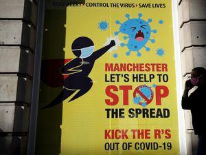 Coronavirus Manchester