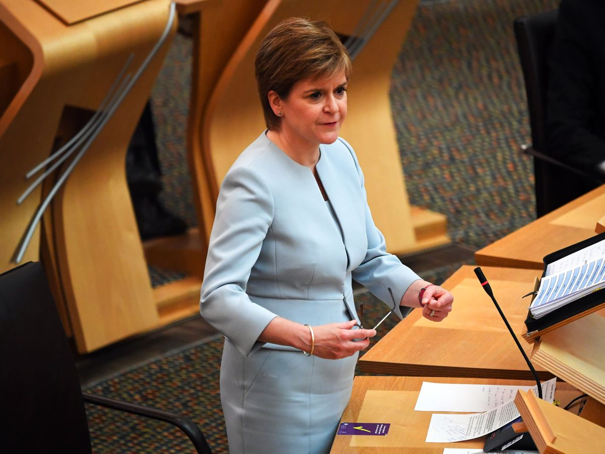 First Minister's Questions