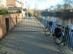 Shrewsbury flood gate closures leads to confusion for users