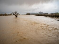 Investment in 'dilapidated flood defences' needed to stop farmers seeing crops ruined