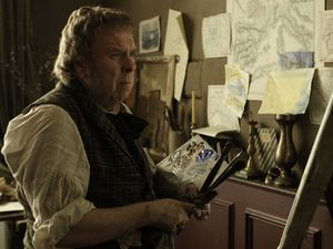 Guilty? Timothy Spall as Mr Turner