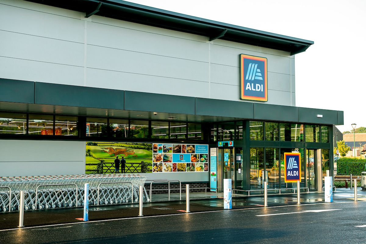 Aldi has opened its new Newtown store