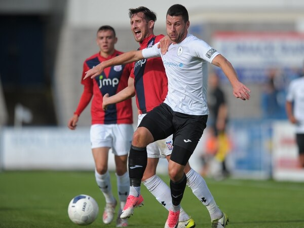 AFC Telford 1 York City 1 - Report and pictures