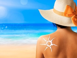 Suncream special: Catching some rays
