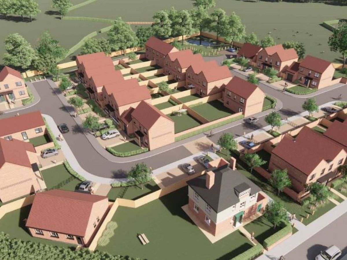 How the Ifton Heath development could look.