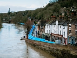 'Danger to life' flood warning no longer in place for Ironbridge for first time since Tuesday