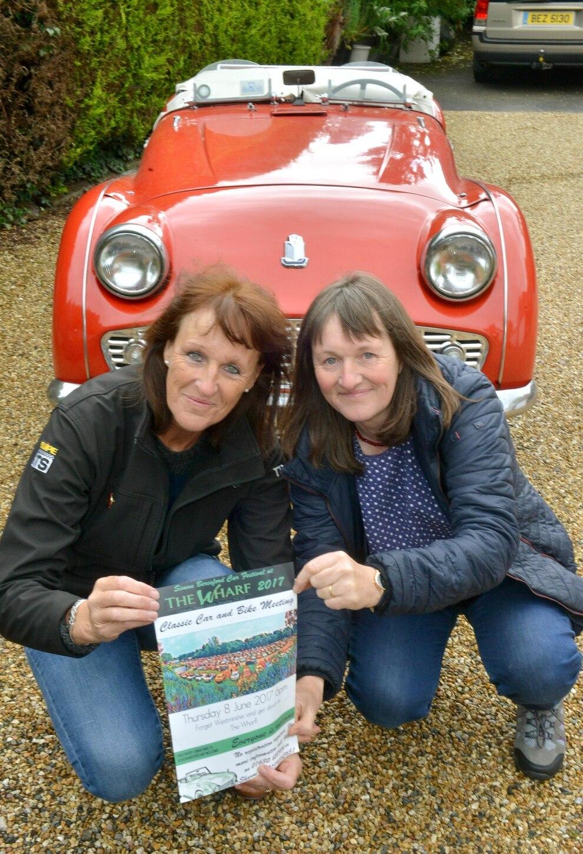 Car Show Near Market Drayton Renamed In Memory Of Founder