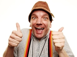 Henning Wehn re-opens Wolverhampton's Civic Hall - review