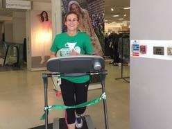 Shrewsbury M&S worker Kathryn wins national charity's volunteer award