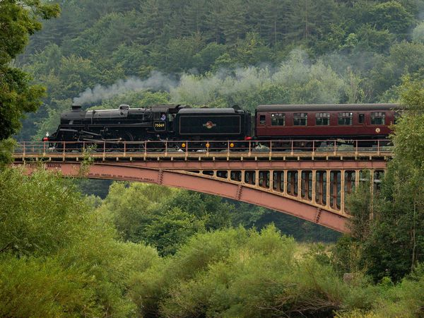 'Business is booming' at the Severn Valley Railway