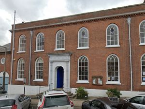 The Guildhall, where Ludlow Town Council is based. Photo: Google StreetView.