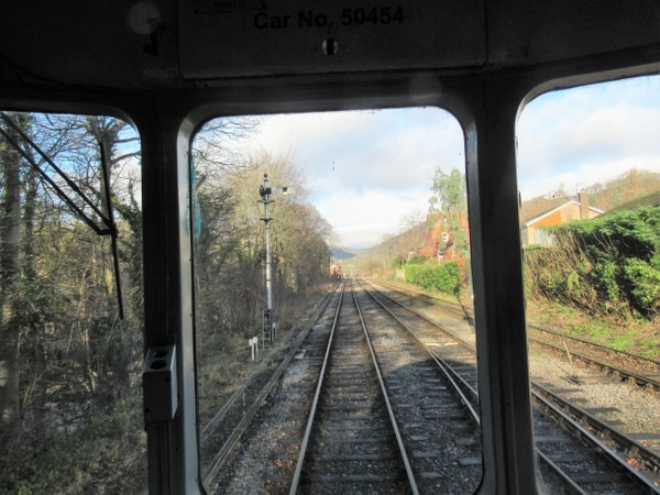 Llangollen railway back on track in time for half term