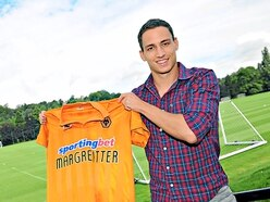 Georg Margreitter back in action – Wolves' Where Are They Now?