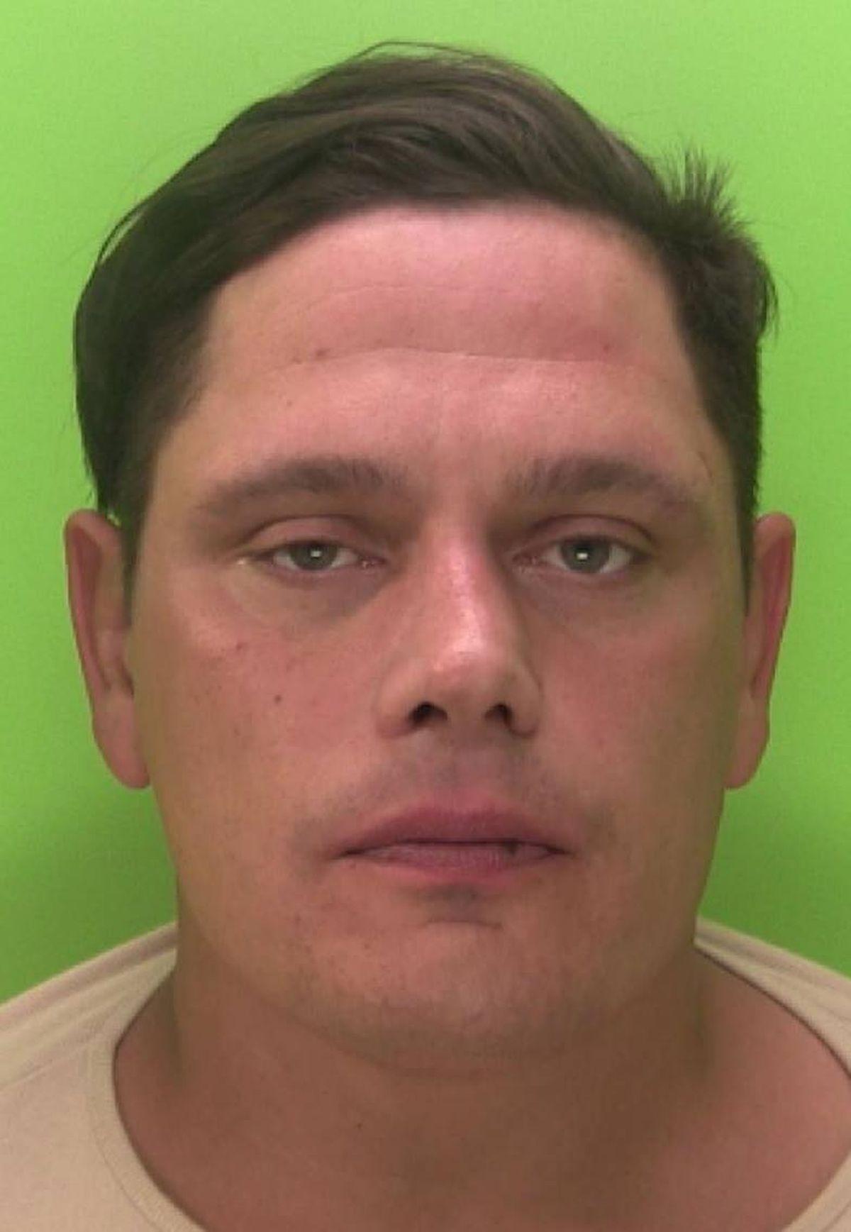 Richard Prendergast murdered 44-year-old Lee Moody in 2018