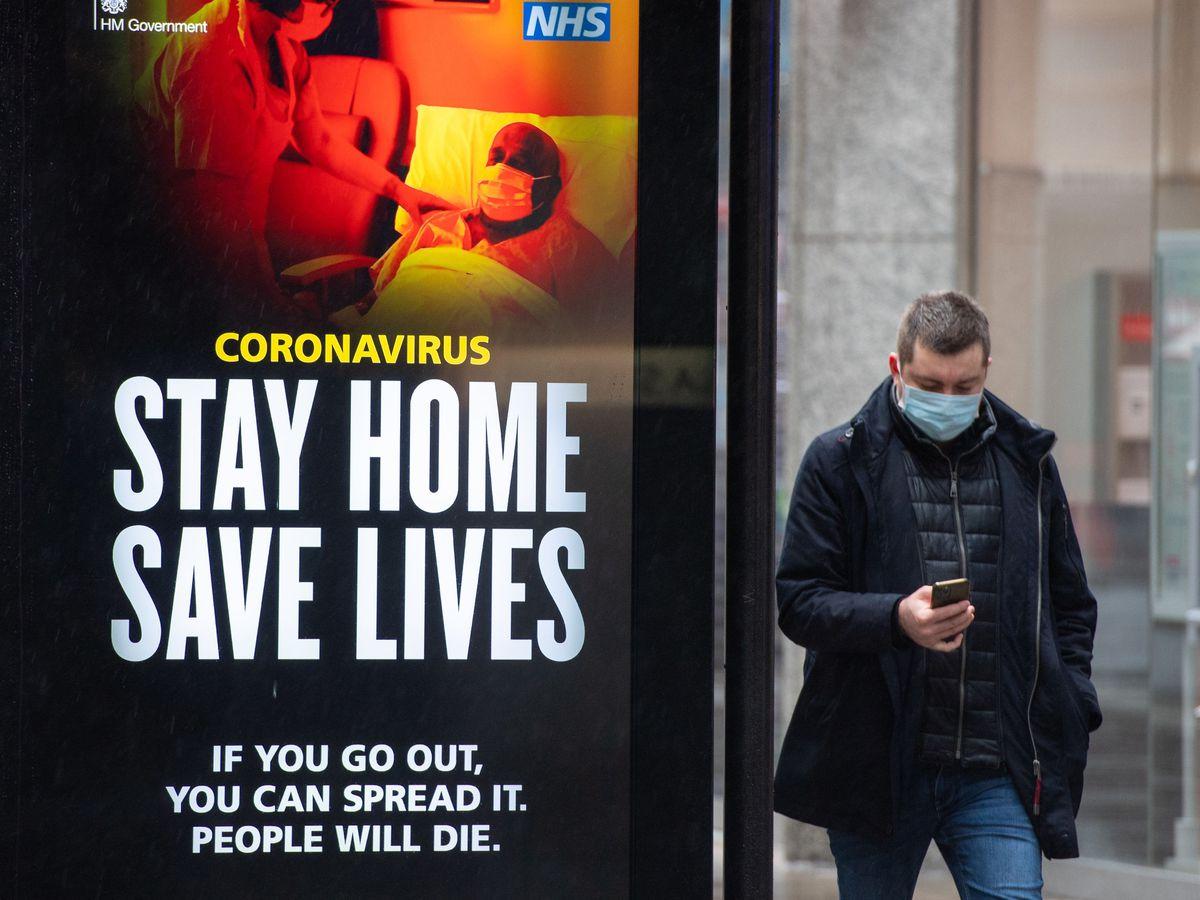 Friday's coronavirus TV advert will mark a shift in tone, the Government said
