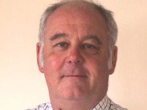 Shropshire Star farming column columnist David Roberts. David Roberts, Managing Director, G. O Davies.