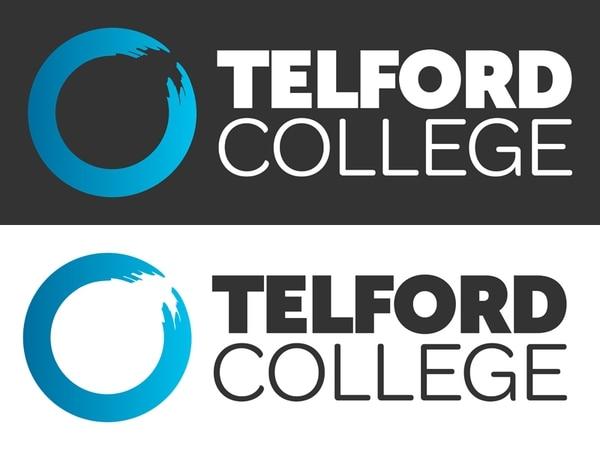 Telford College reveals new branding as merger gets closer