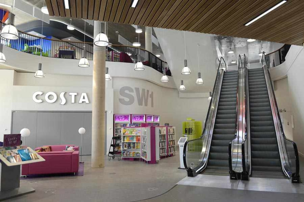 Southwater Opens Up Bright Future For Telford Shropshire Star