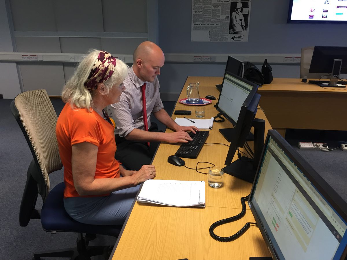 Susan King joins Business Editor Thom Kennedy for the Shropshire Star webchat